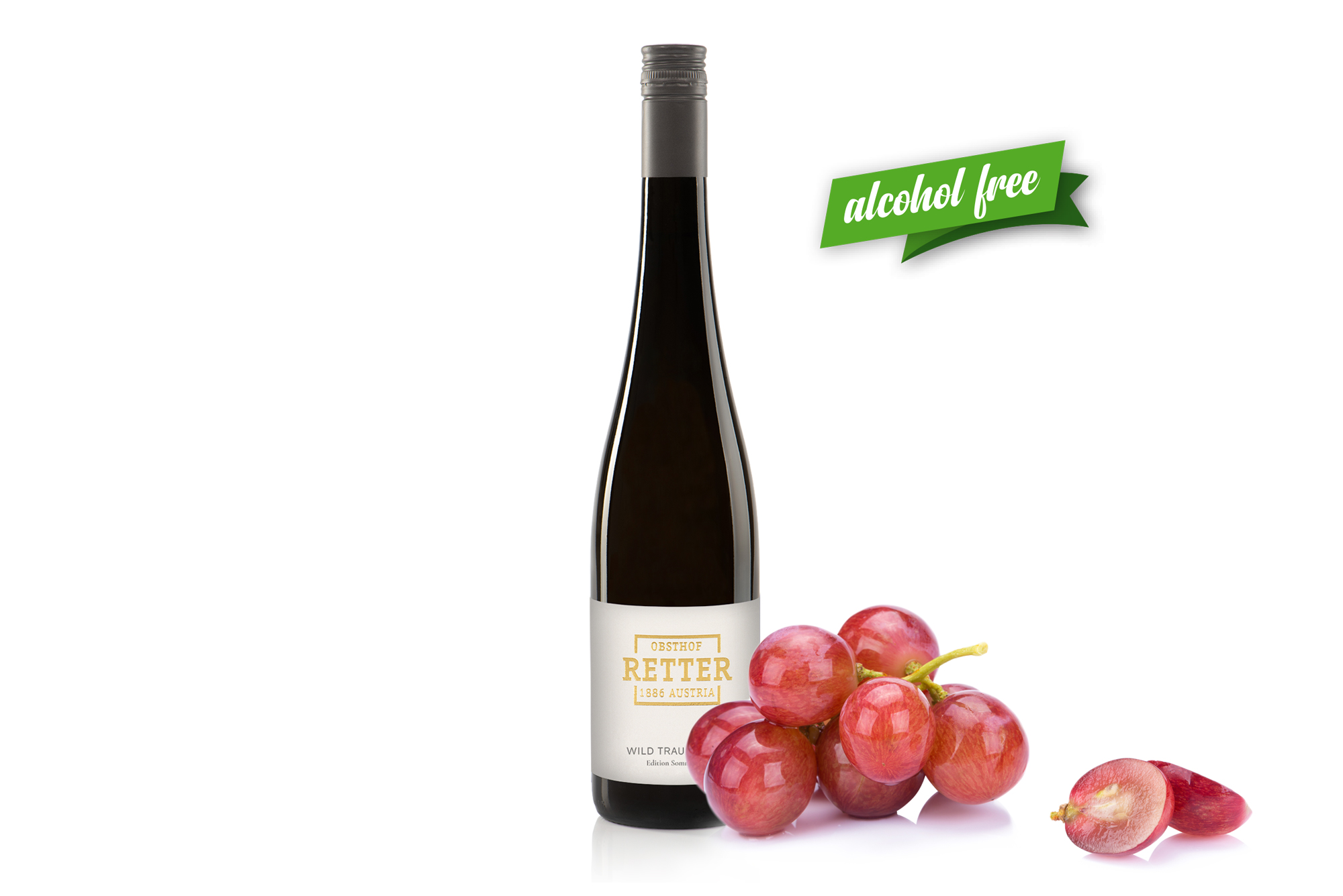 Edition Sommelier - WILD Traube, rot