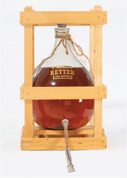Obsthof Retter Ballon mit Holz-Gestell