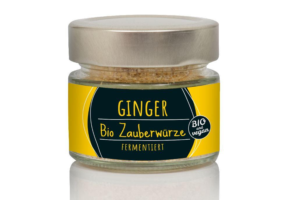 BIO Zauberwürze Ginger