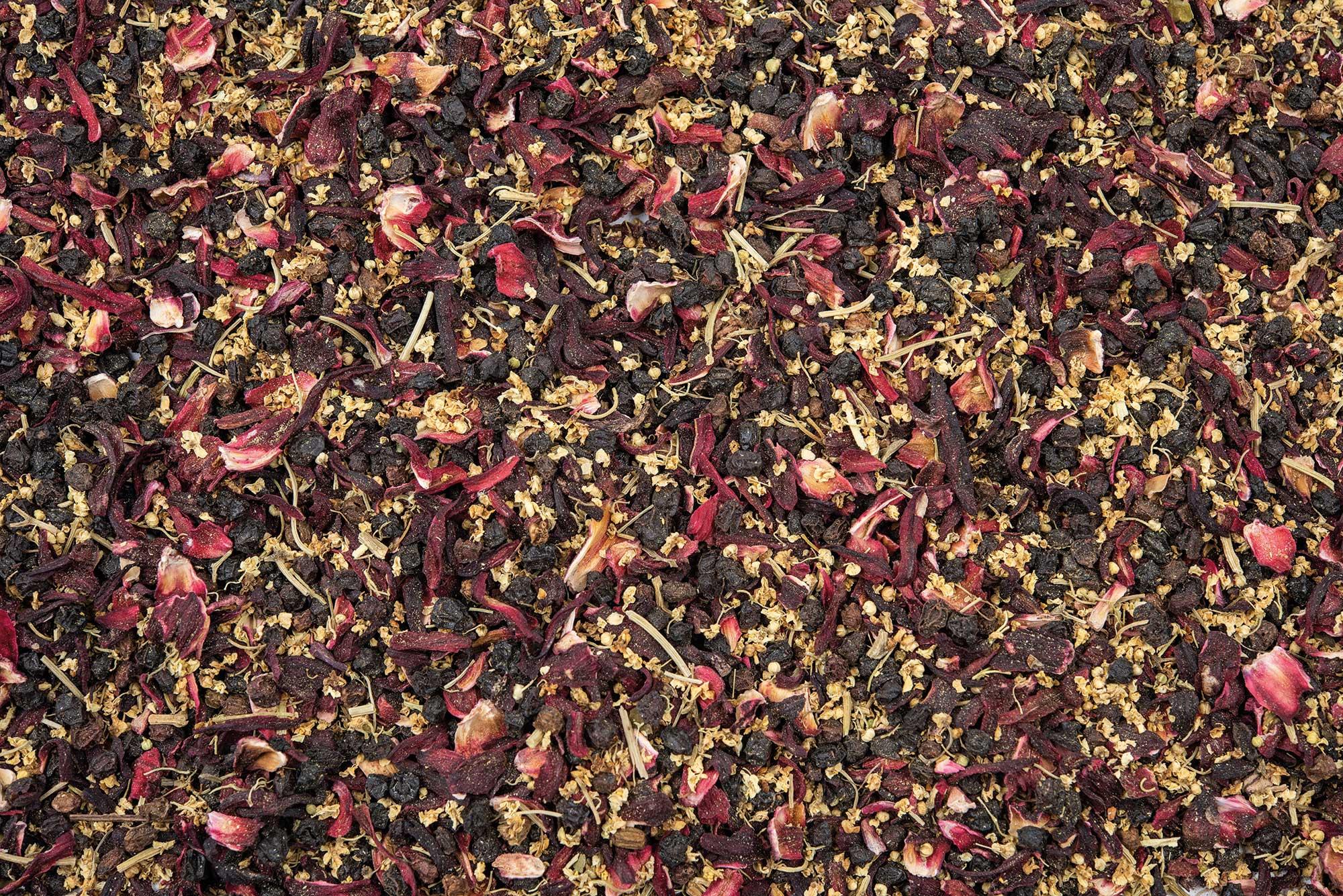 BIO Früchtetee Hollerbusch