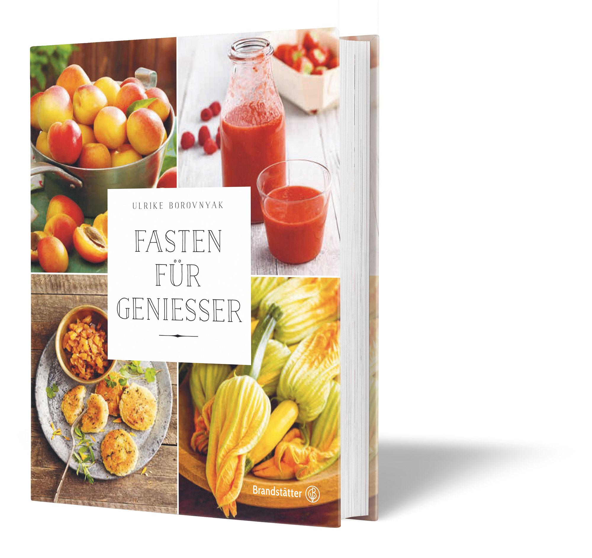 """Fach- und Sachbuch """"Fasten für Genießer"""""""
