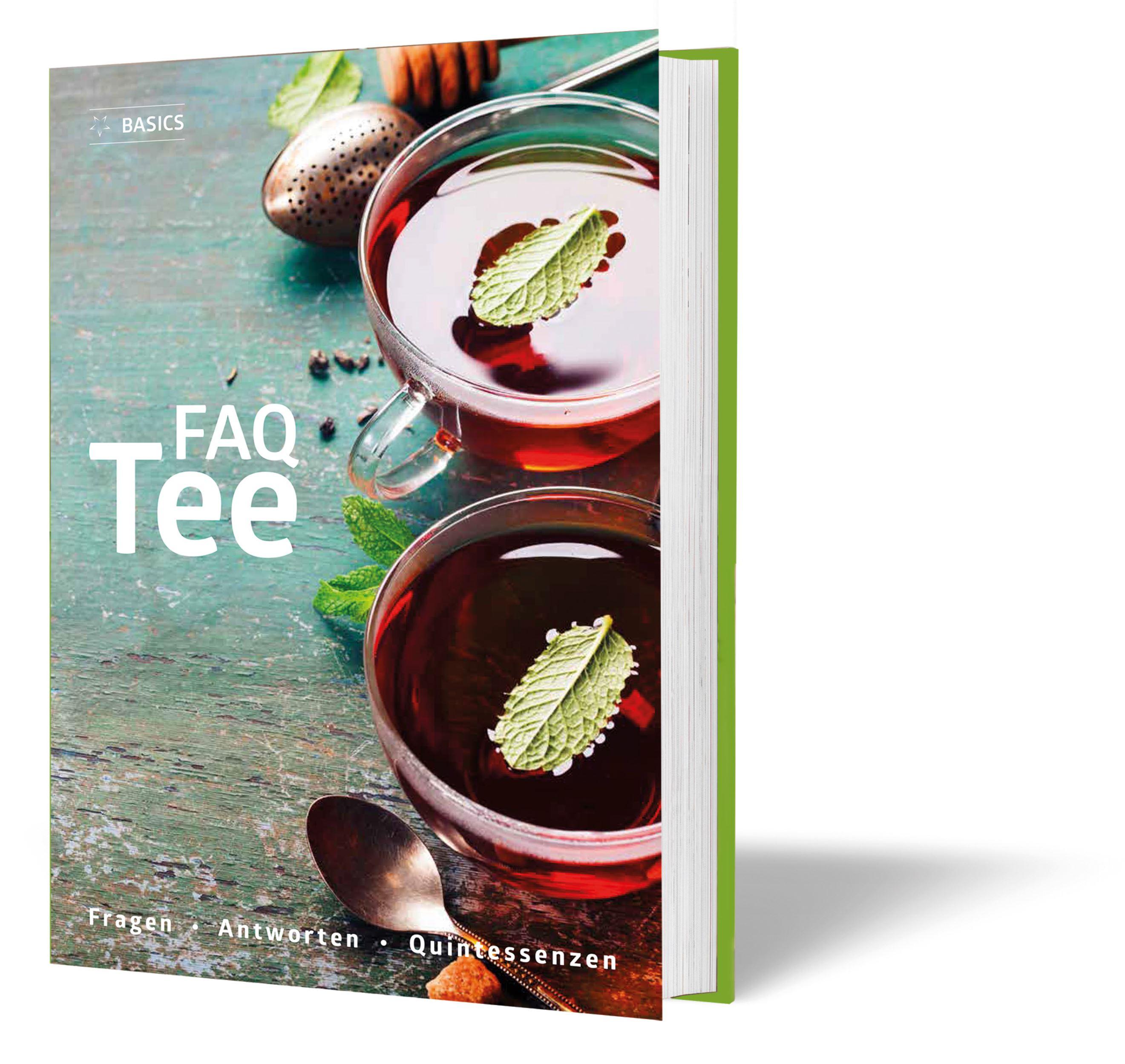 Fach- und Sachbuch  Tee Advanced