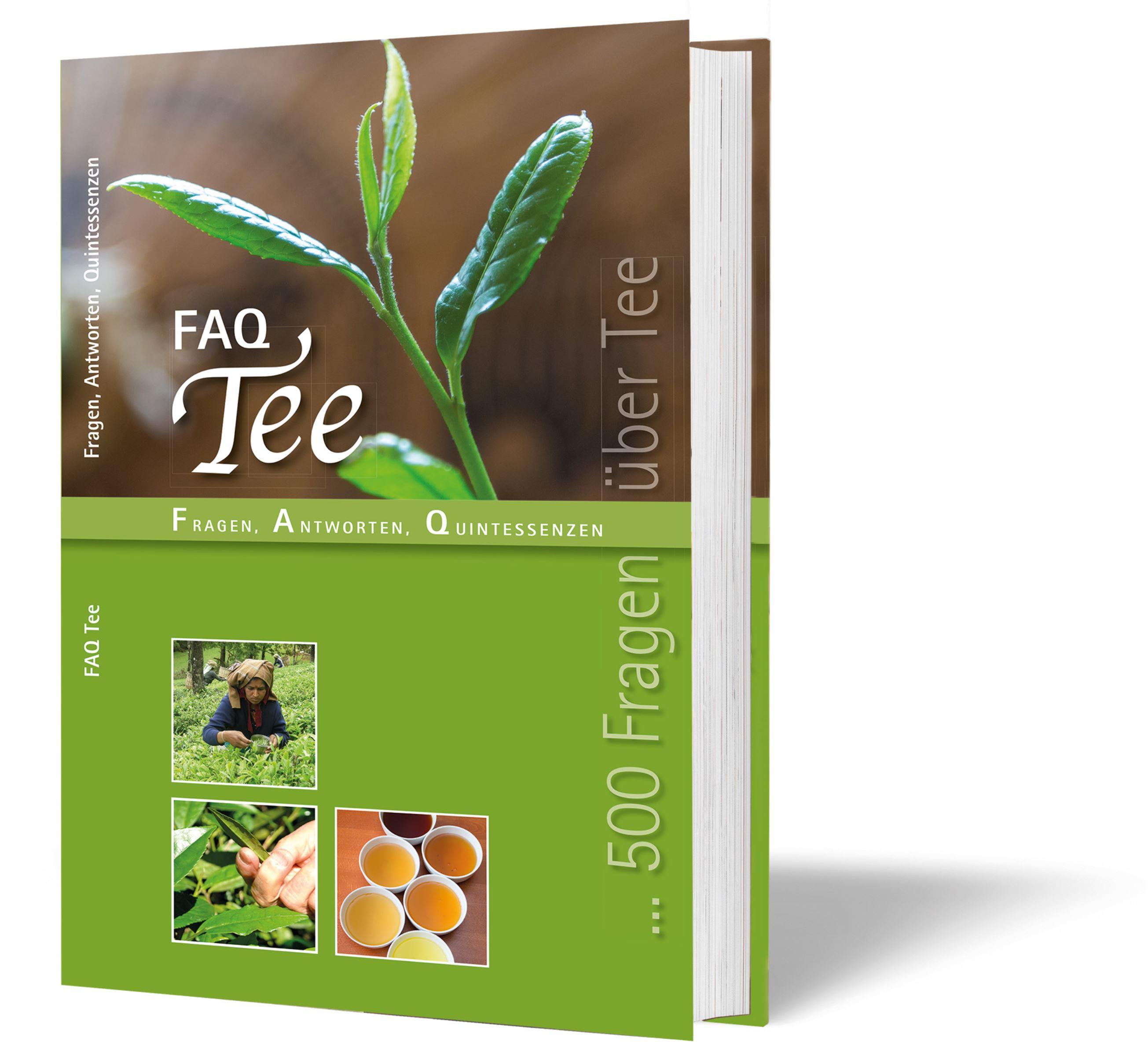 Fach- und Sachbuch Tee Basics